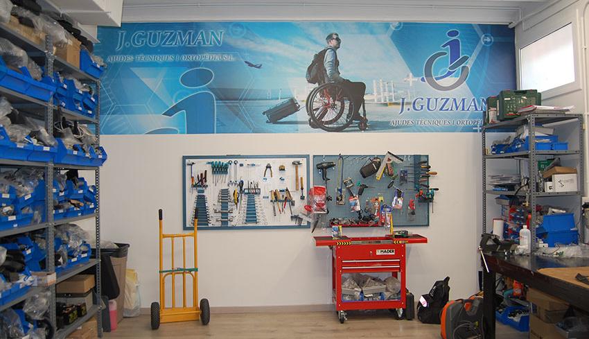 Ortopedia J. Guzmán taller